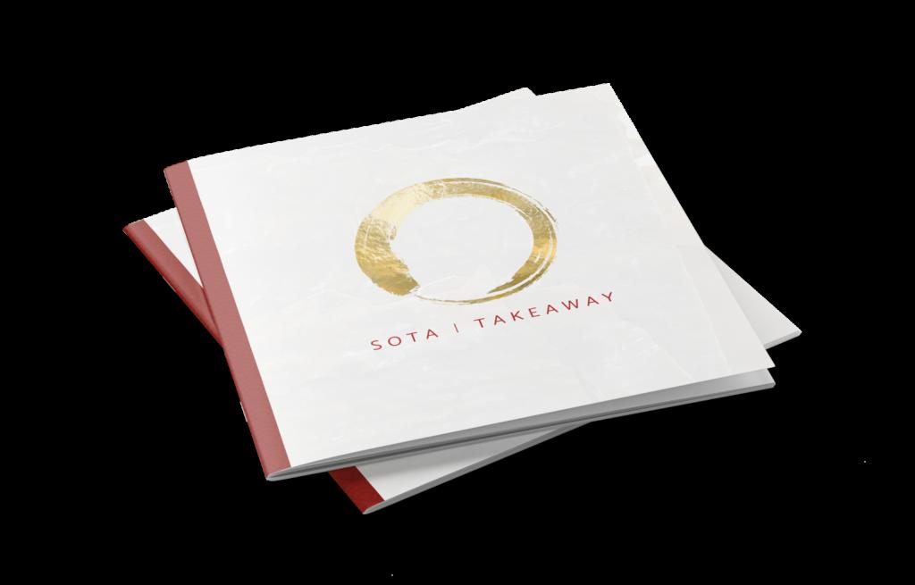 Sota take away folder